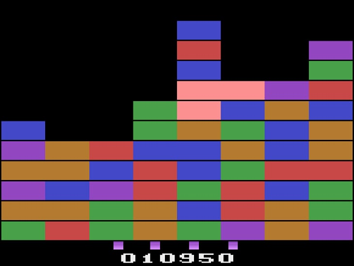 Chunkout is an addictive tile matching puzzle game