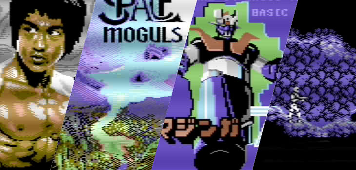 Get New (Homebrew) Games For Your C64 Mini, or Commodore 64