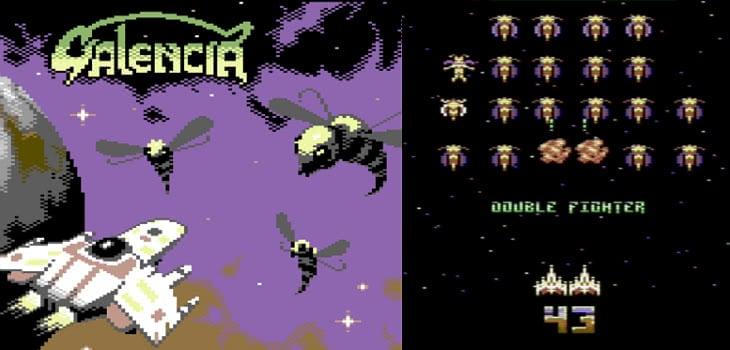 Galencia - Included in C64 Mini firmware 1.2.0+