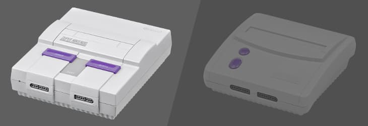 Super NES and New-Style Super NES