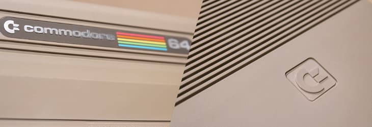 Details of my cleaned up Commodore 64 and 1541 disk drive